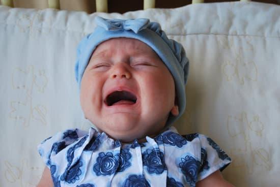 嬰兒為什麼哭泣