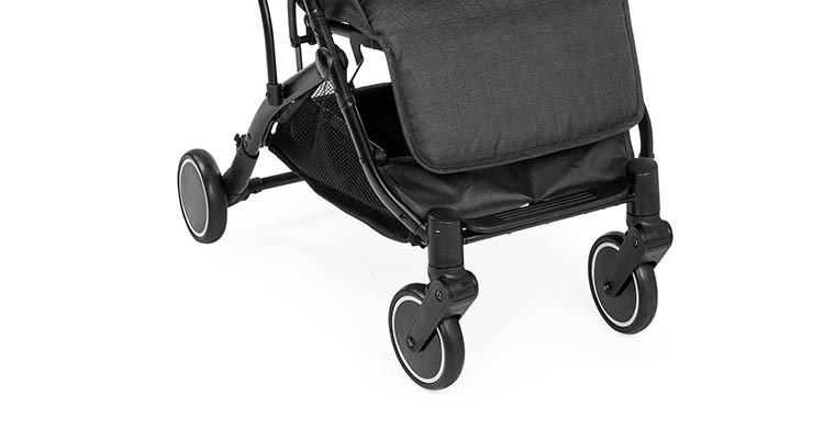 嬰兒推車四輪避震