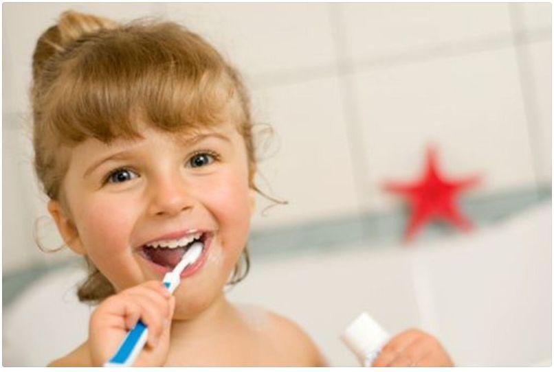 固定時間刷牙